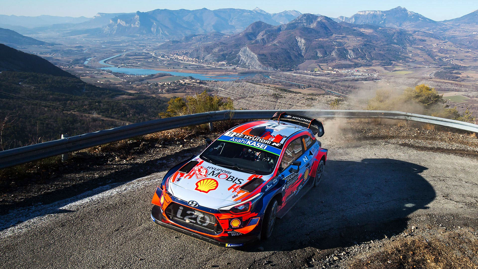Rally Monte-Carlo, Round 1 | Channel Hyundai