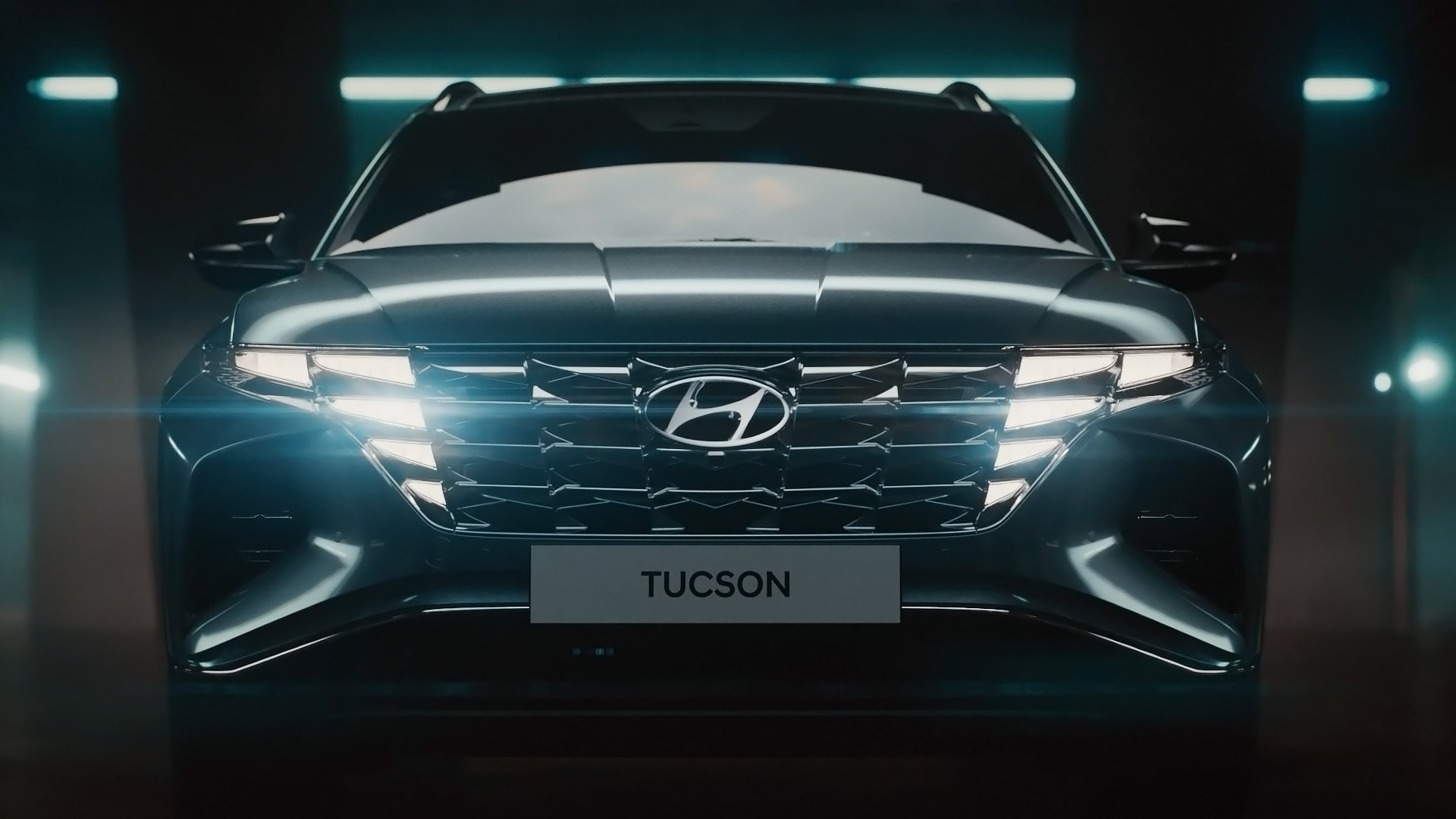 The all-new TUCSON | 채널 현대