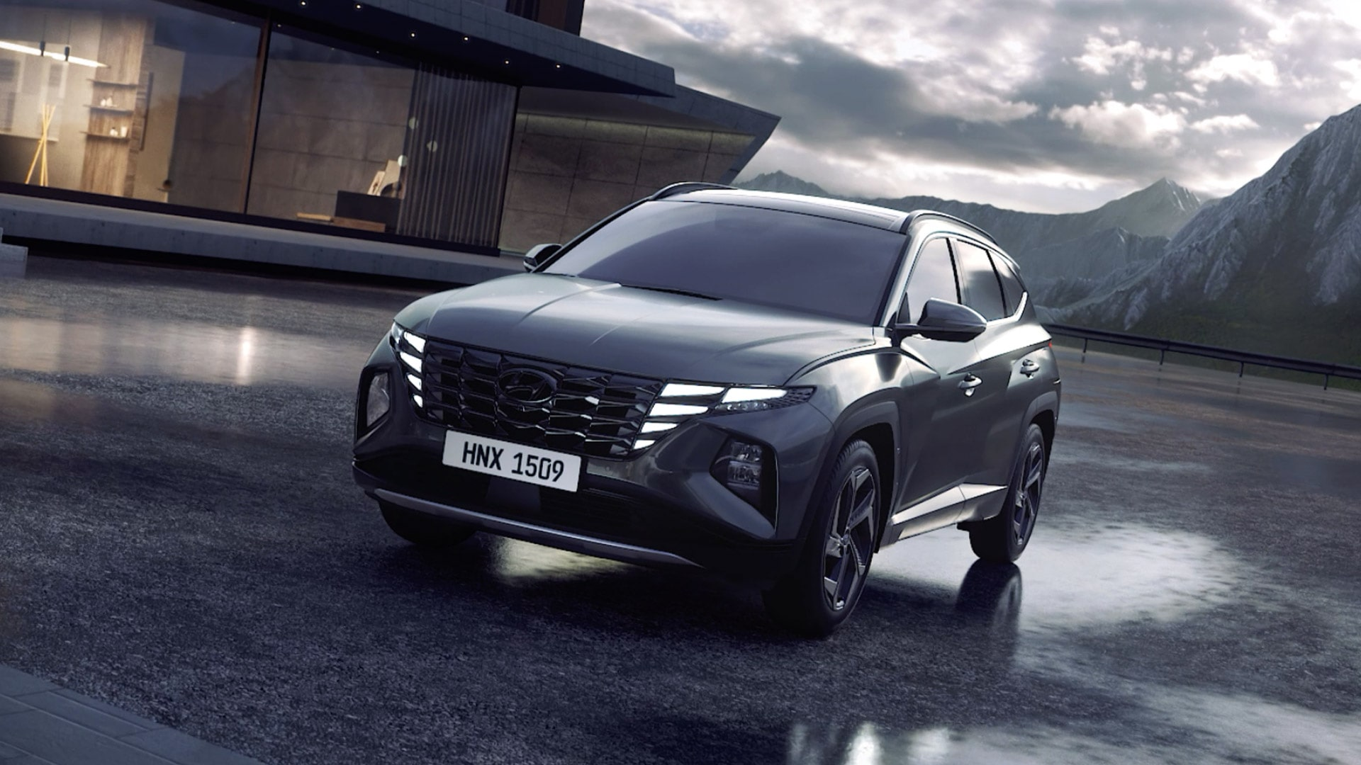 Roomier Space The all-new TUCSON | Channel Hyundai